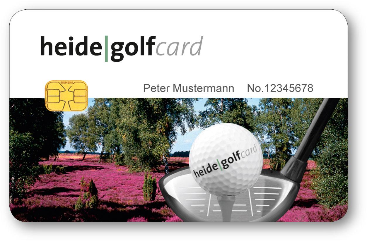 Heide Golf Card